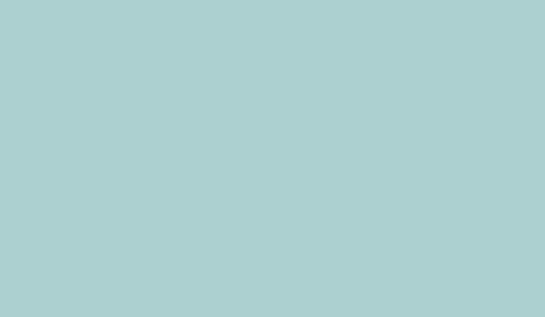 Аква голубой
